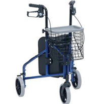 Ultralight Aluminium Triwalker | Drive Medical