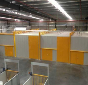 Safe & sound: how acoustic enclosures reduce workplace noise hazards