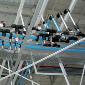 Aluminium Compressed Air Piping System | Vastair