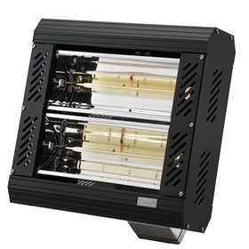 Industrial Infrared Heater | Apollo