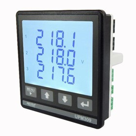 Digital Power Meters | UPM309 & UPM309RGW