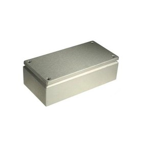 Stainless Steel KL Box 400x200x120mm | Enclosure