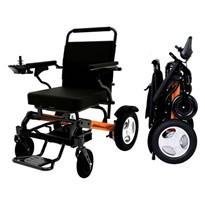Folding Electric Wheelchair | D10