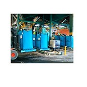 Automated Bulk Bag Filling Systems - Dual Filling System