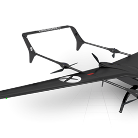 Carbonix Volanti Fixed Wing Drone
