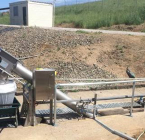 Wastewater project demonstrates efficiency and OHS gains for industry
