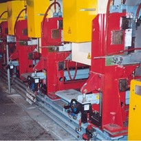 Inductotherm | Rail Hardening Systems