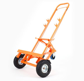 Manual Bin Handling Trolley | WheelieSafe™