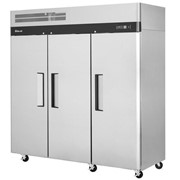 Turbo Air 3 Door Top Mount Foodservice Freezer - CM3F72-3