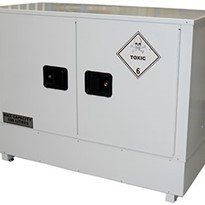 Toxic Substance Cabinet | Dangerous Goods Storage | 100 Litre