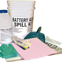 Spill Kit – Battery Acid 6L Absorbent Capacity (GBAN6)