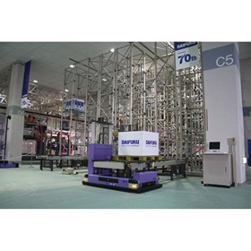 Automated Guided Vehicle (AGV)