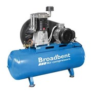 Lubricated Reciprocating Air Compressors | NB100CE/270