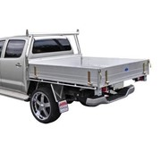 Alloy Ute Trays and Trade Racks | Suits Hilux (9/11 - 6/15)