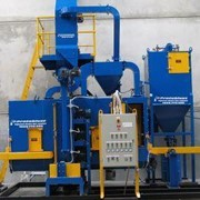 Abrasive Blast Wheel Machines