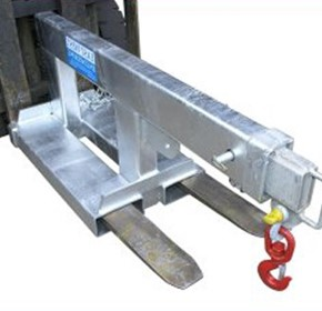 FJS2500 Short Jib Attachment from Optimum Handling Solutions