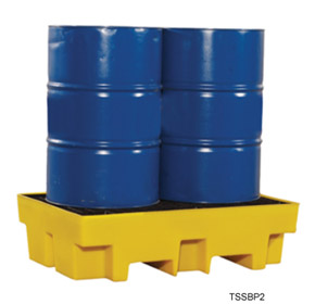Poly Spill Control Pallets