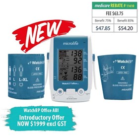 WatchBP Office ABI | Blood Pressure Monitor