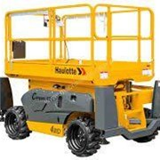 Rough Terrain Scissor Lifts Hire