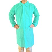 Disposable Medical Dental Laboratory Isolation Cover Gown 100 PCS