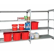 Pro-Lok Plastic Storage and Shelving System | Spacelogic
