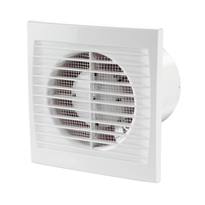 Wall/Ceiling Exhaust Fan | Fanco S Series 125