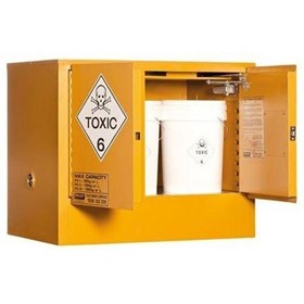 Toxic Substance Storage Cabinet 100L