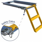 Safety Step Pull Out Ladder