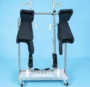 Stirrup Trolley Stainless Steel