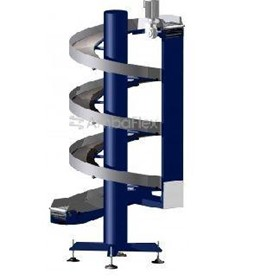 Spiral Conveyors SpiralVeyor CartonLift