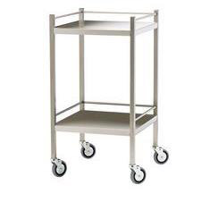 Medical Instrument Trolley - Stainless Steel | IT 830