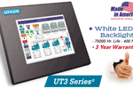 HMI Touch Screen UT3 NEW Wireless Module for Hassle free Connectivity