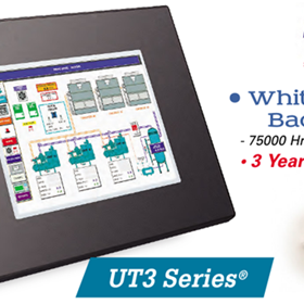 HMI Touch Panel with NEW Wireless Module for Hassle Free Connectivity
