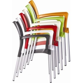 Stackable Outdoor Chair | Dolce