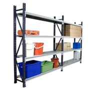 LONGSPAN Shelving | Spacelogic