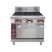 "36"" Innovection Oven Range 