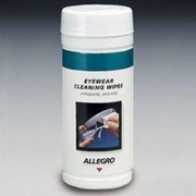 Allegro Eyewear and Respirator Cleaning Wipes