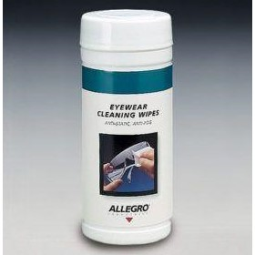 Eyewear and Respirator Cleaning Wipes