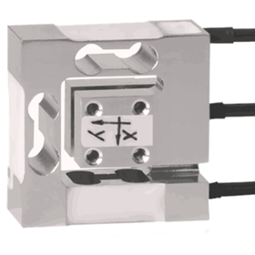 Compact 3 Axis Load Cell-MLD66
