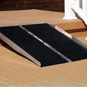 Single Folding Aluminium Wheelchair Ramps