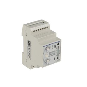 DIN Rail Rcd Relay Variable 30MA-30A