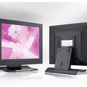 CyberVisuell | Desktop Computer LCD Monitors with Plastic Cases
