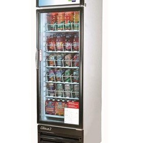 Austune Turbo Air Single Door Upright Display Fridge 400L - FRS-401RNP