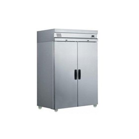 Double Door Upright Fridge UFI1140 1432Lt