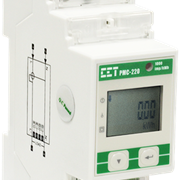 Single-Phase Digital Energy Meter | CETA PMC-220/230 Series