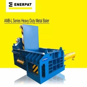 Automatic Scrap Metal Baler | AMB-L1812