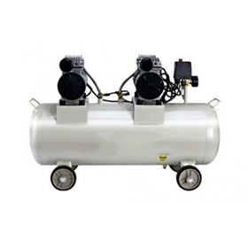 Oil Free Air Compressor .5KW 2HP 150L/Min 2 Electrical Motor