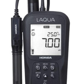 Portable pH/ORP/Temp Meter Kit | LAQUA PH210-K