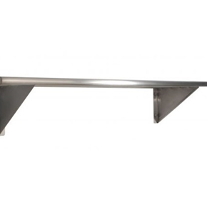 Shelves | KSS 1800mm Pipe Wall Shelf Ledge W/ Brackets