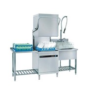 Pass Through Dishwashers | H500 Upster with Airbox Aktiv Air